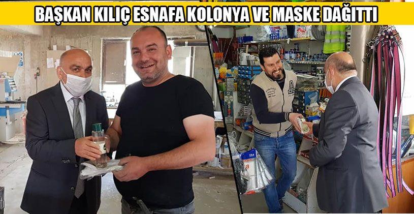 Belediyeden Esnafa Destek