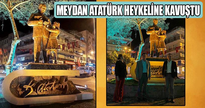 Atatürk Heykeli Çok Beğenildi