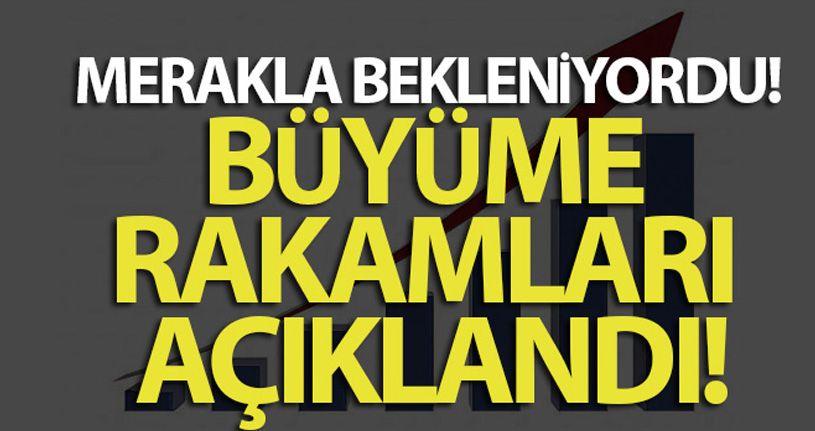 Türkiye yılın ilk çeyreğinde yüzde 4.5 büyüdü