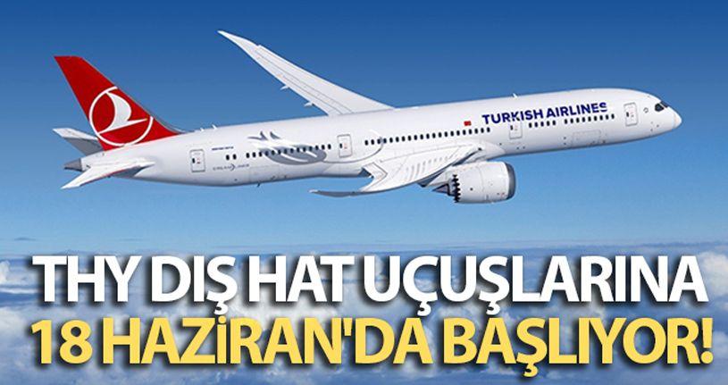 THY Avrupa'dan Anadolu'nun dört bir yanına direkt uçacak
