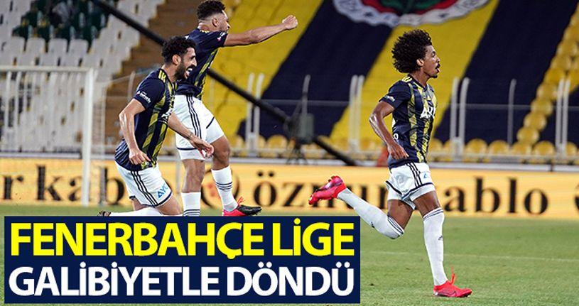 Fenerbahçe 2 - 1 Kayserispor