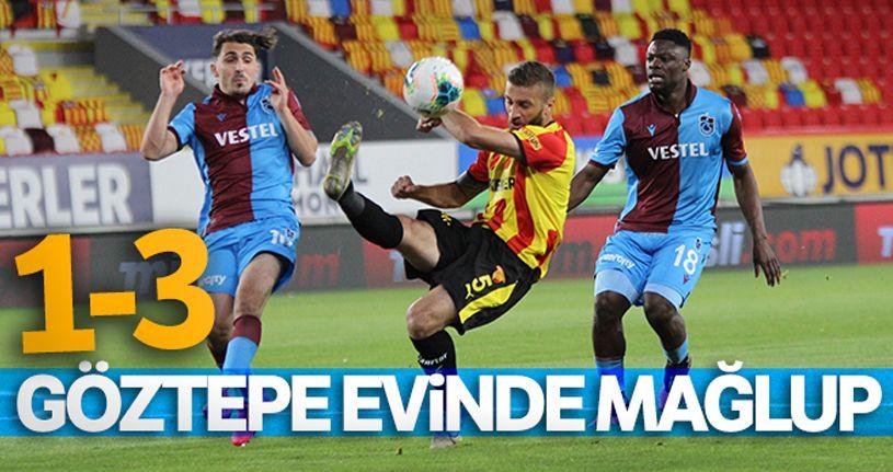 Göztepe 1 - 3 Trabzonspor