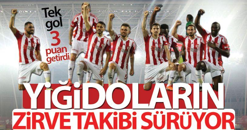 Sivasspor 1-0 Denizlispor