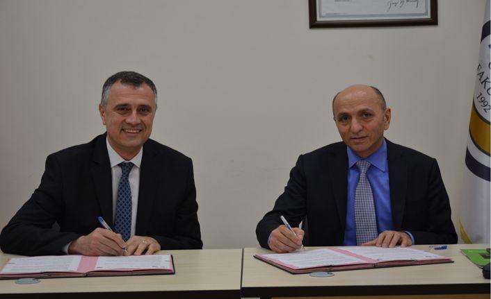 Orman Fakültesi ile Bolu Orman Bölge Müdürlüğü Arasında İş Birliği Protokolü İmzalandı