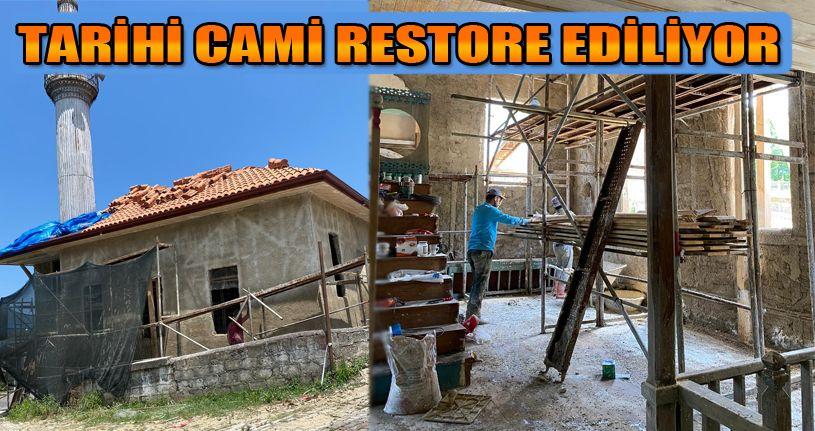 Faryan Cami Restorasyonu Kurban Bayramına yetişecek