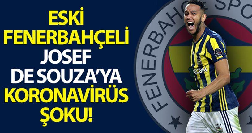 Eski Fenerbahçeli futbolcuya korona virüs şoku!