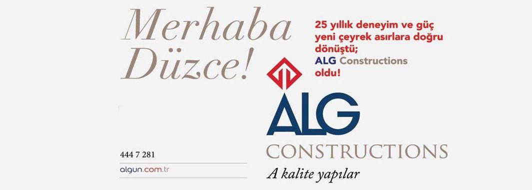 Algün Şirketin Yeni Vizyonunu Ve Logosunu Tanıttı