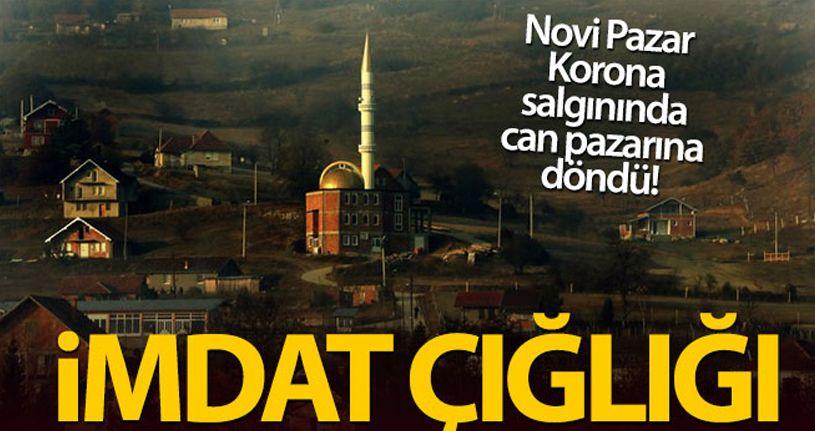 Novi Pazar can pazarına döndü!