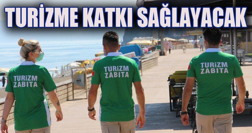 Akçakoca'da Turizm Zabıtası Dönemi