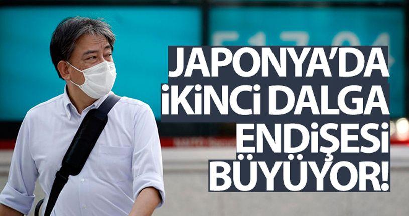 Japonya'da ikinci dalga endişesi büyüyor