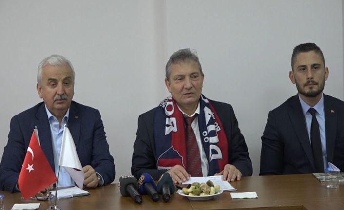 Düzcespor Yönetimi İlk Toplantısını Gerçekleştirdi
