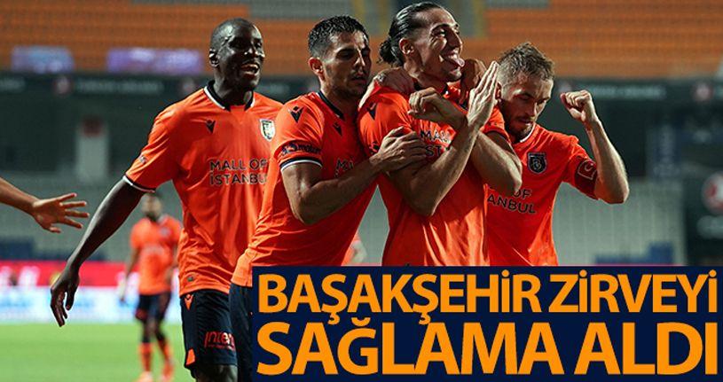 Başakşehir 2 - 0 Denizlispor