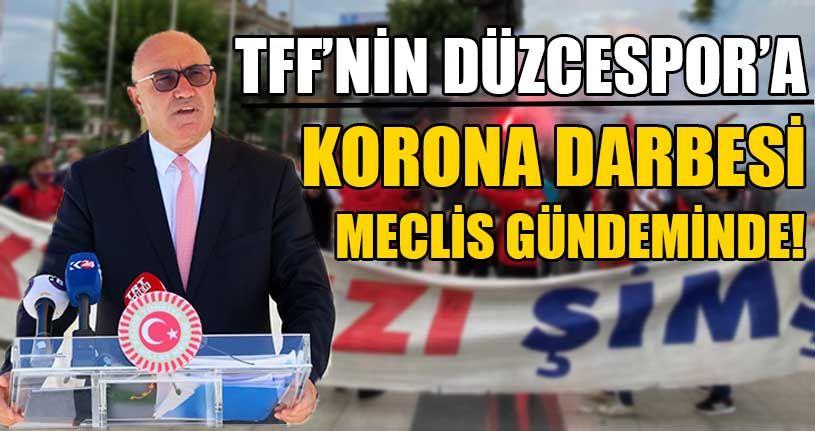 TFF'den Alt Liglere Korona Darbesi!