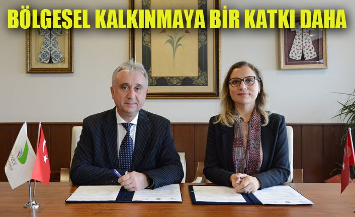 İş Birliği Sözleşmesi İmzalandı