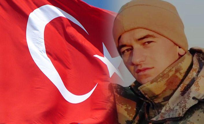 Şehit er Murat Şahin son yolculuğuna uğurlandı