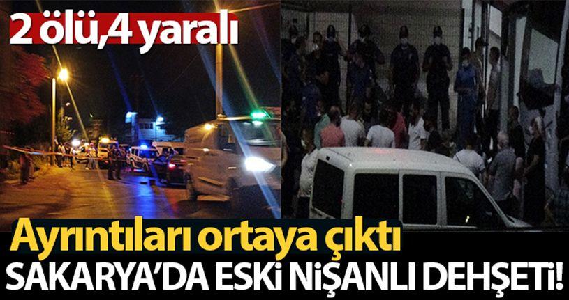 Sakarya'da aynı bölgede çıkan 2 silahlı saldırının ayrıntıları ortaya çıktı!