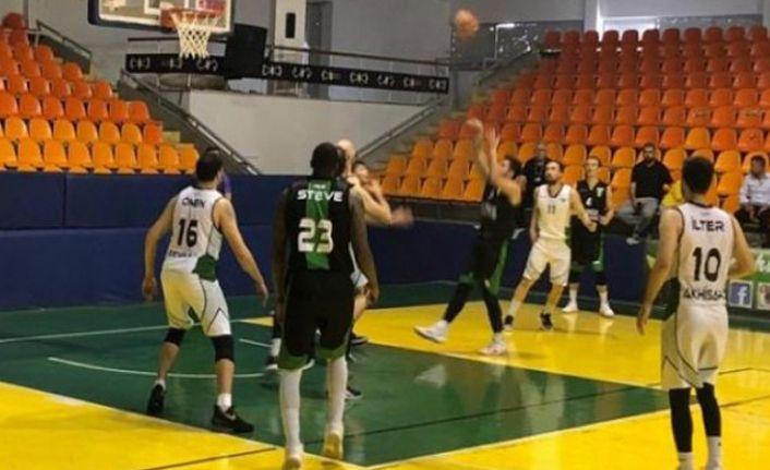 Akhisar Belediyespor 91 - Düzce Belediyespor 82