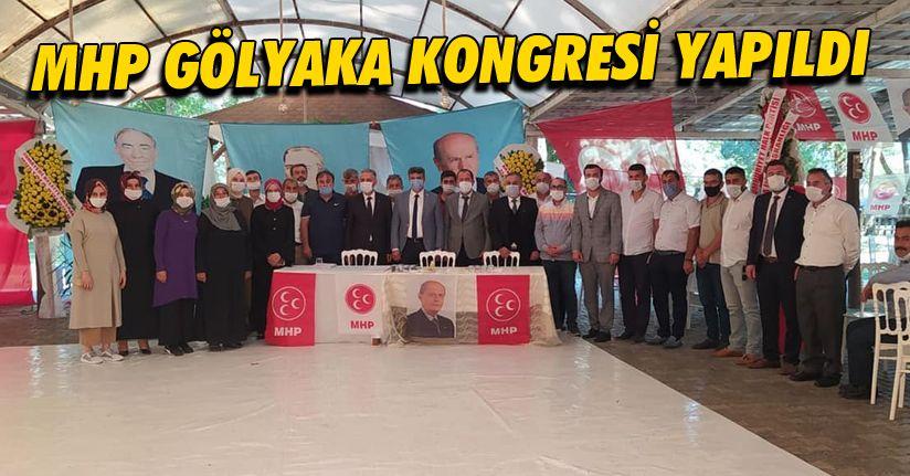 MHP Gölyaka Kongresi yapıldı