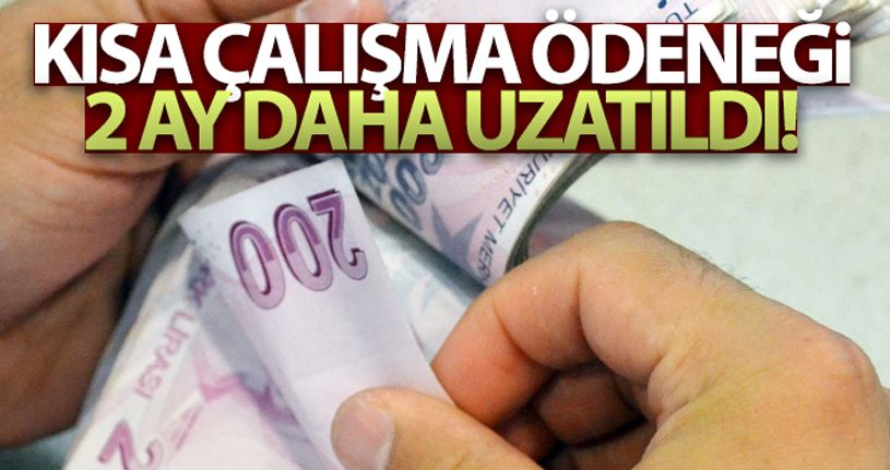 Bakan Selçuk, Kısa Çalışma Ödeneğinin 2 ay daha uzatıldığını açıkladı