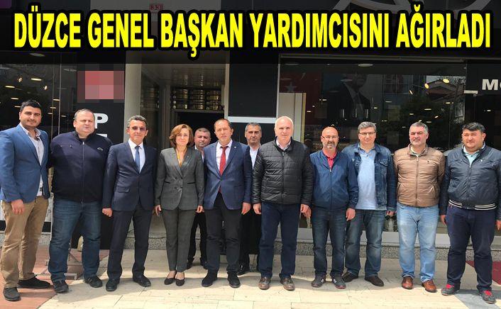 """""""Düzce MHP için gurur tablosunda"""""""