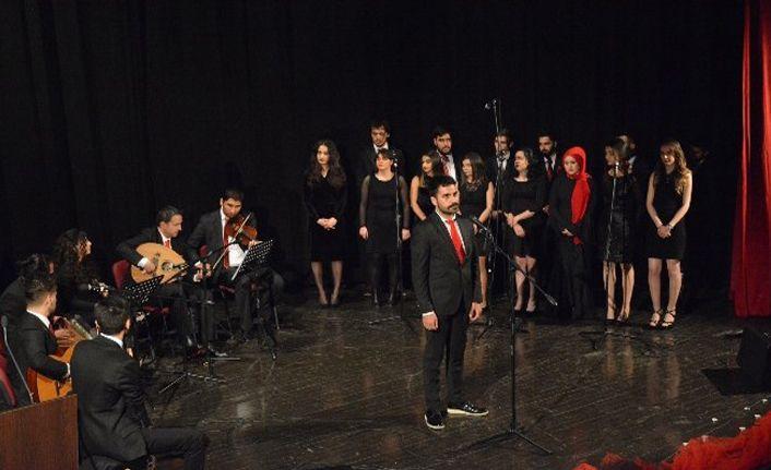 Yeşilçam müzikleri konseri ile nostalji rüzgarı esti