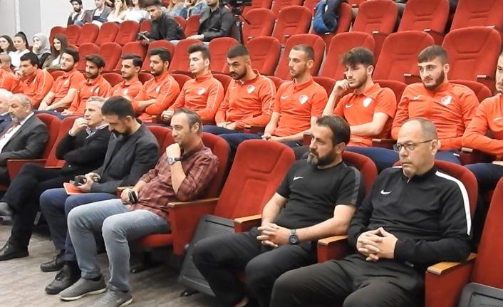 Panel'de Öğrencilerle Bir Araya Geldiler