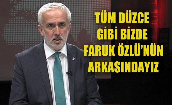 Mustafa Keskin Mesajı İyi Değerlendirdik Dedi