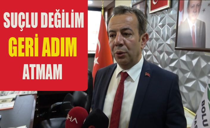 Hakkında Soruşturma Başlatılan Tanju Özcan'dan İlk Açıklama
