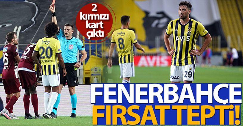 Fenerbahçe 0-0 Hatayspor