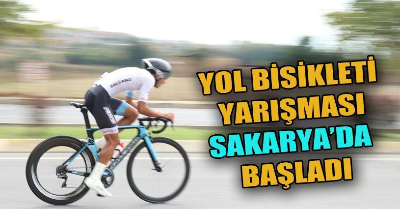 Yol Bisikleti Türkiye Şampiyonası, Sakarya'da başladı