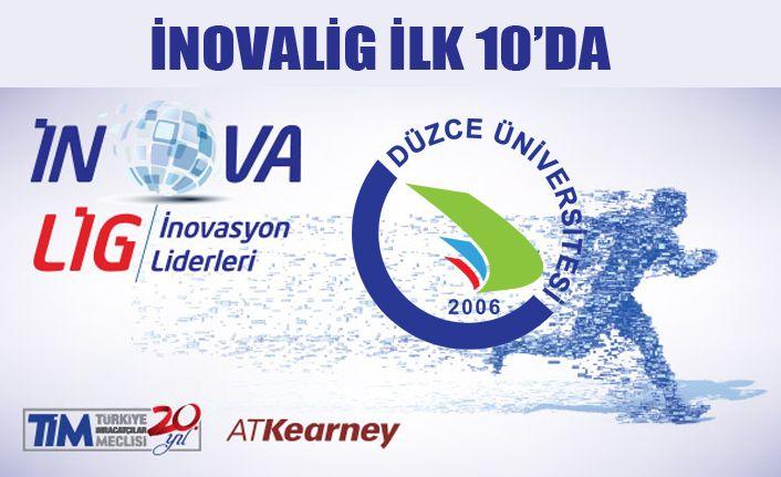 Düzce Üniversitesine Üstün Başarı sertifikası