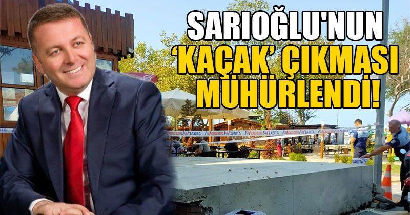 Sarıoğlu'nun 'Kaçak' Çıkması Mühürlendi!