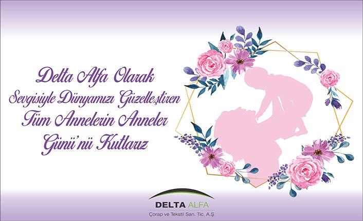 Delta Alfadan Anneler Günü Kutlaması
