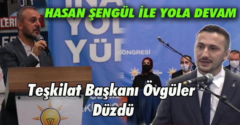 Ak Parti Genel Başkan Yardımcısı Erkan Kandemir, Düzce'de Konuştu
