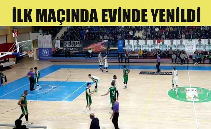 Düzce Belediyespor 80 - Konyaspor 83