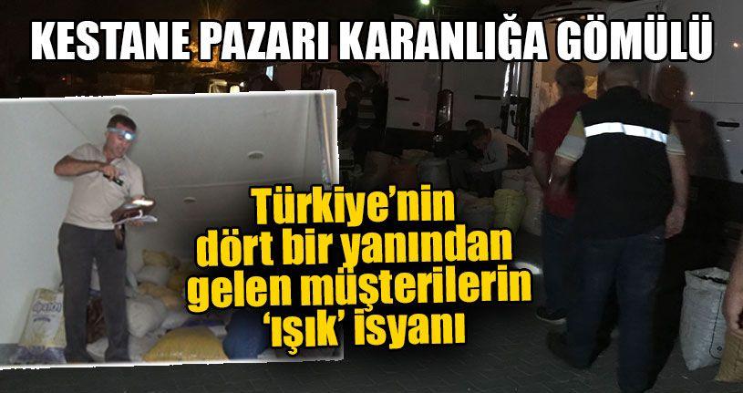 Türkiye Talep Ediyor Karanlıkta Alıyorlar