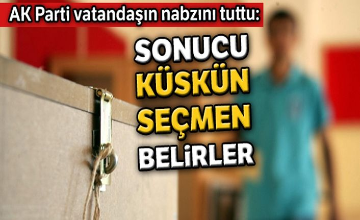 İstanbul yine bıçak sırtında