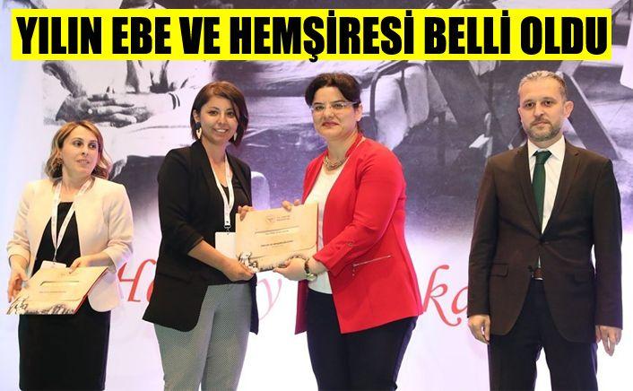 Ödüllerini Ankara'da aldılar