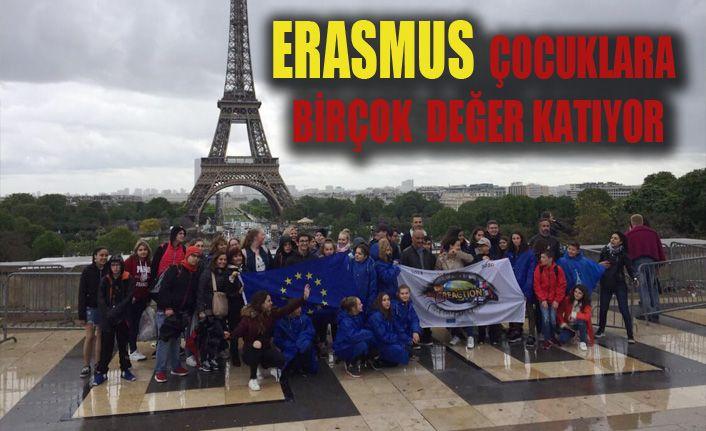 Mustafa Kemal Öğrencileri Paris'te