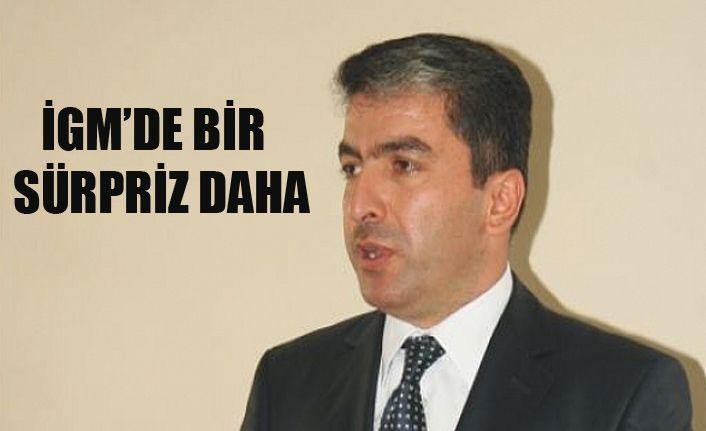 Selim Metin Görevinden Alındı