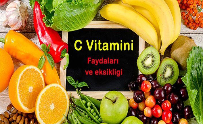 C vitamini kullanımına dikkat