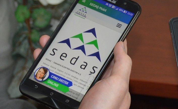 SEDAŞ planlı çalışmalarını cepten ve webten bildiriyor