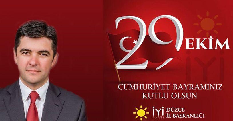 İYİ Parti'den 97.Yıl Kutlaması
