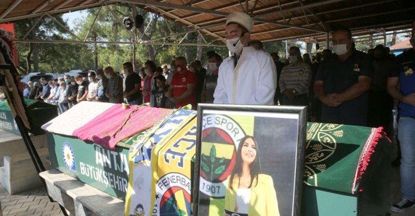 FB TV spikeri Dilay Kemer'e son görev