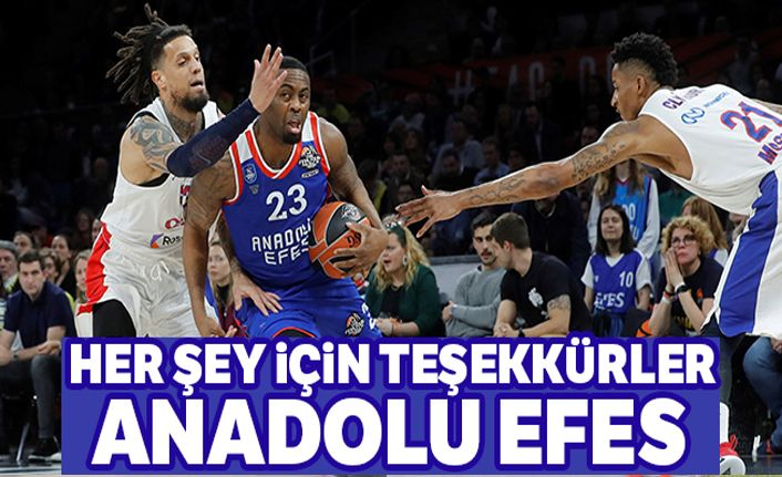 Anadolu Efes, Euroleague ikincisi
