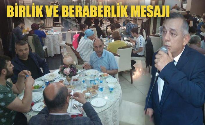 Erdoğan Bıyık'tan MHP  teşkilatına iftar