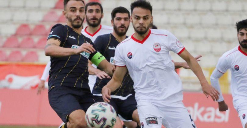 Boluspor: 2 - Kahramanmaraşspor: 1