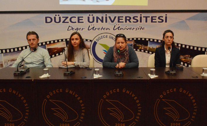 Düzce Üniversitesi Tanıtım Günleri Sona Erdi