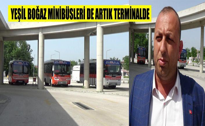 """Yeşil Boğaz Kooperatif Başkanı Koç; """"vatandaşın  duasını alıyoruz"""""""