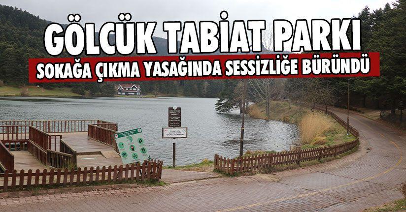 Tabiat Parkları Kısıtlamada Boş Kaldı
